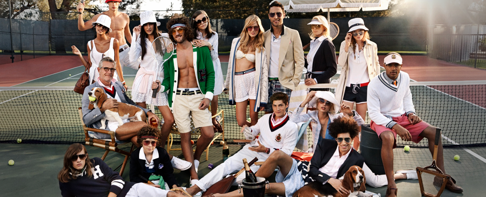 Perfect For Preppy Summer Style Tommy Hilfiger S The