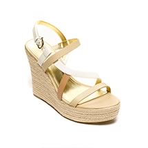 GLAM WEDGE SANDAL