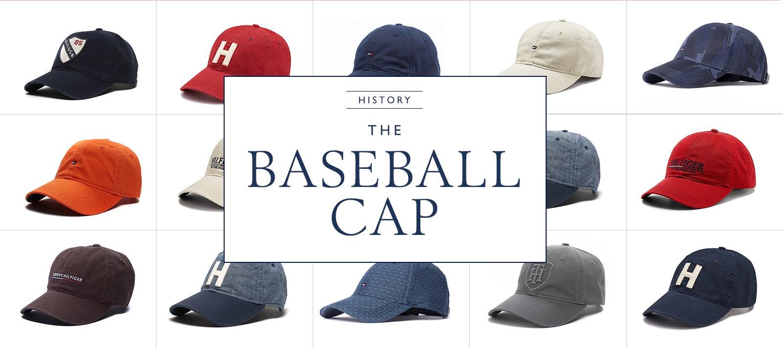 99830286 History Baseball Cap   Tommy Hilfiger USA
