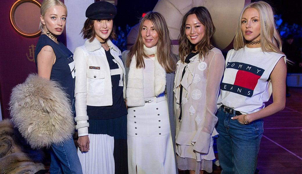 Tommyblog - Caroline Vreeland, Chriselle Lim, Nina Garcia, Aimee Song, Shea Marie