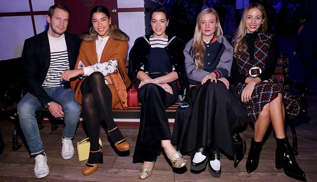 Tommyblog - Brendan Fallis, Hannah Bronfman, Chelsea Leyland, Kate Foley & Harley Viera-Newton