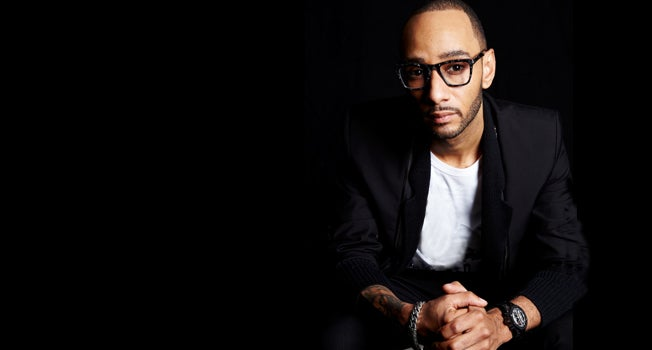 Swizz Beatz talks being a dad