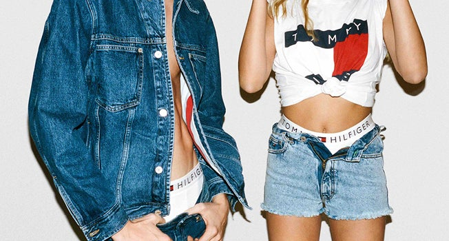 History Tommy Jeans