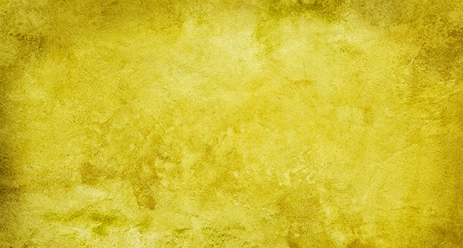 A gold swatch of color
