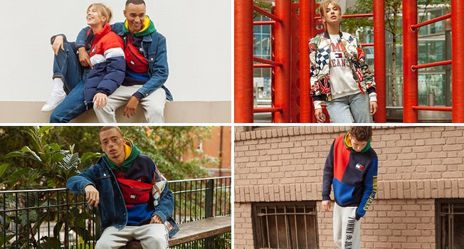 Read and Shop Tommy Jeans Street Style Edition.