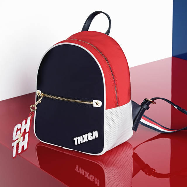 New women's styles on tommy.com include sneaker stars, denim resfresh and statement strap bags