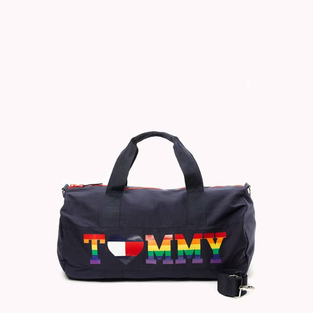 Tommy Pride Collection Duffle