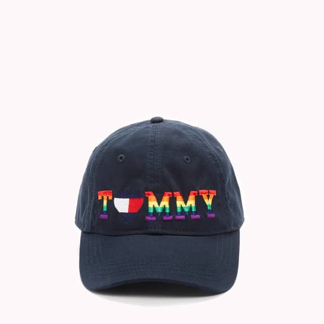 Tommy Pride Collection Cap