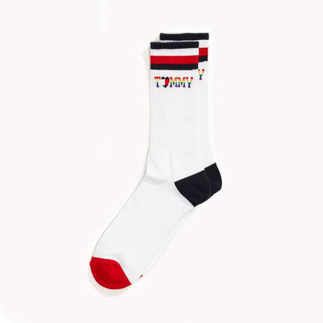 Tommy Pride Collection Sock
