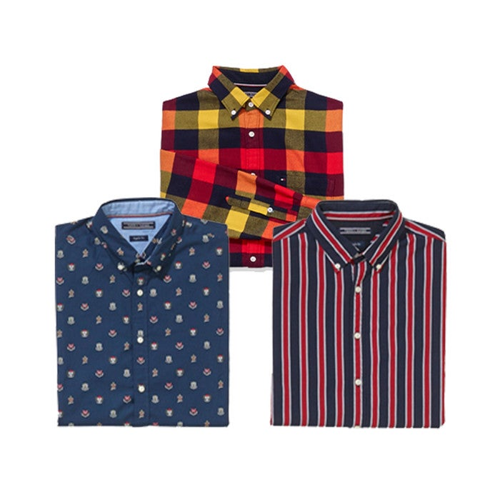 Men\'s Clothing, Accessories & Shoes|Tommy Hilfiger USA