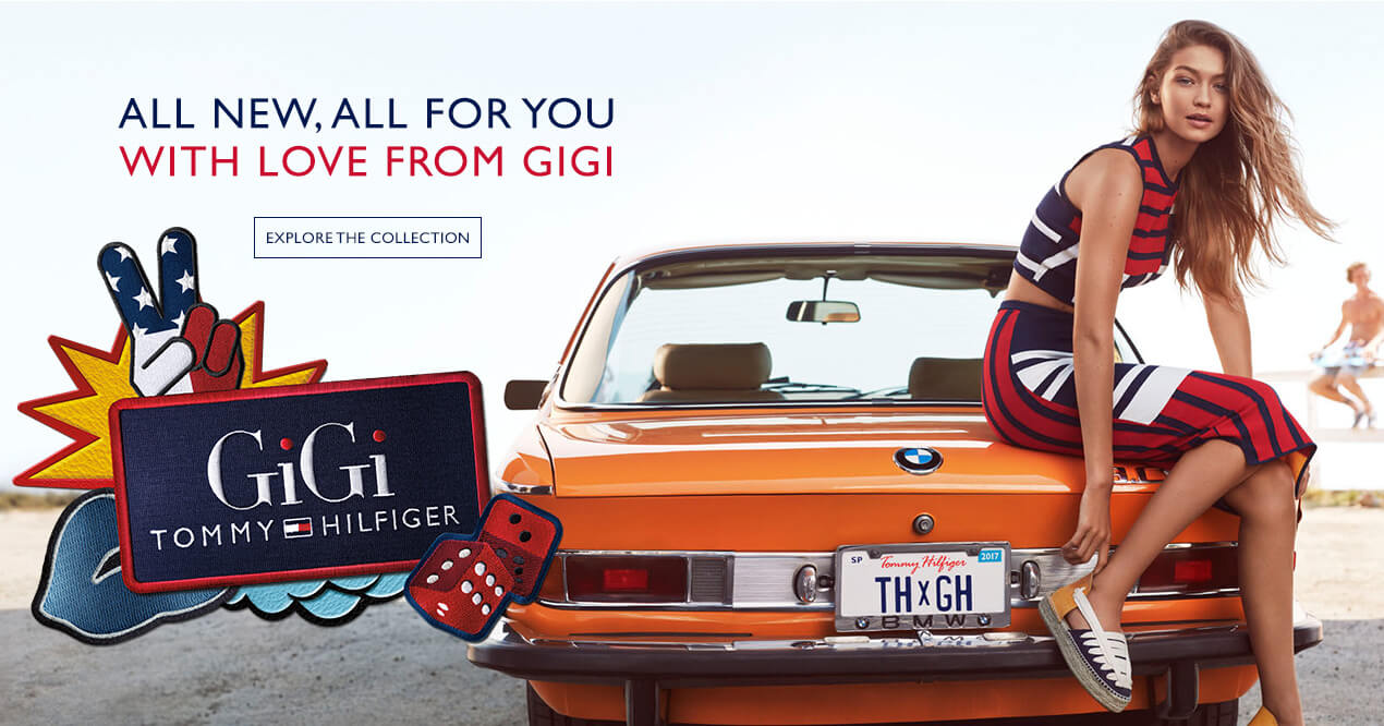 Tommy Hilfiger: Take 30% off t...